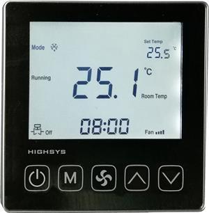 海思iTC600系列液晶房间温控器