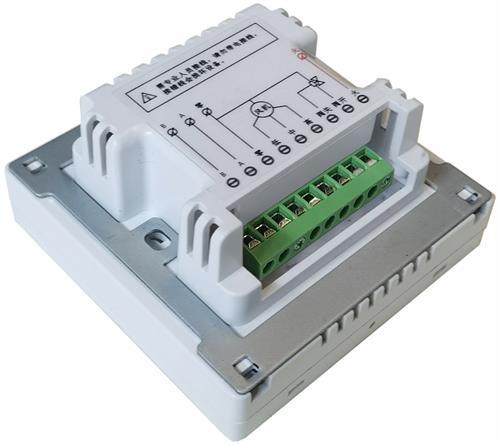 海思485温控器 风机盘管控制器 modbus